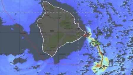 Manoa Soest Kilauea Ocean Map
