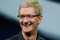 ¿Ya sigues al CEO de Apple en Twitter?