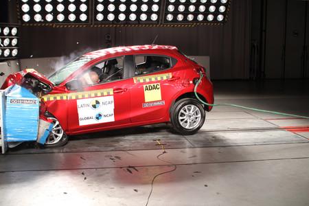 Mazda2 Latin Ncap 2018