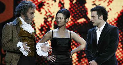 Yo todavía no he superado la gala de los Goya 2007 ¿Y tú?
