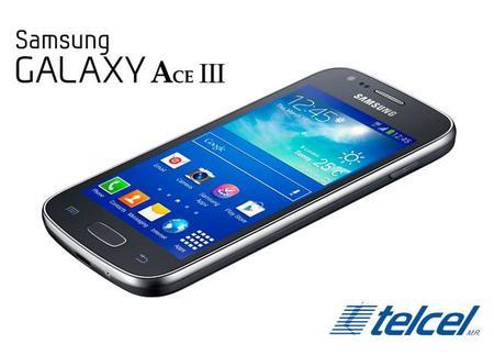 Samsung Galaxy Ace 3 llega a México con Telcel