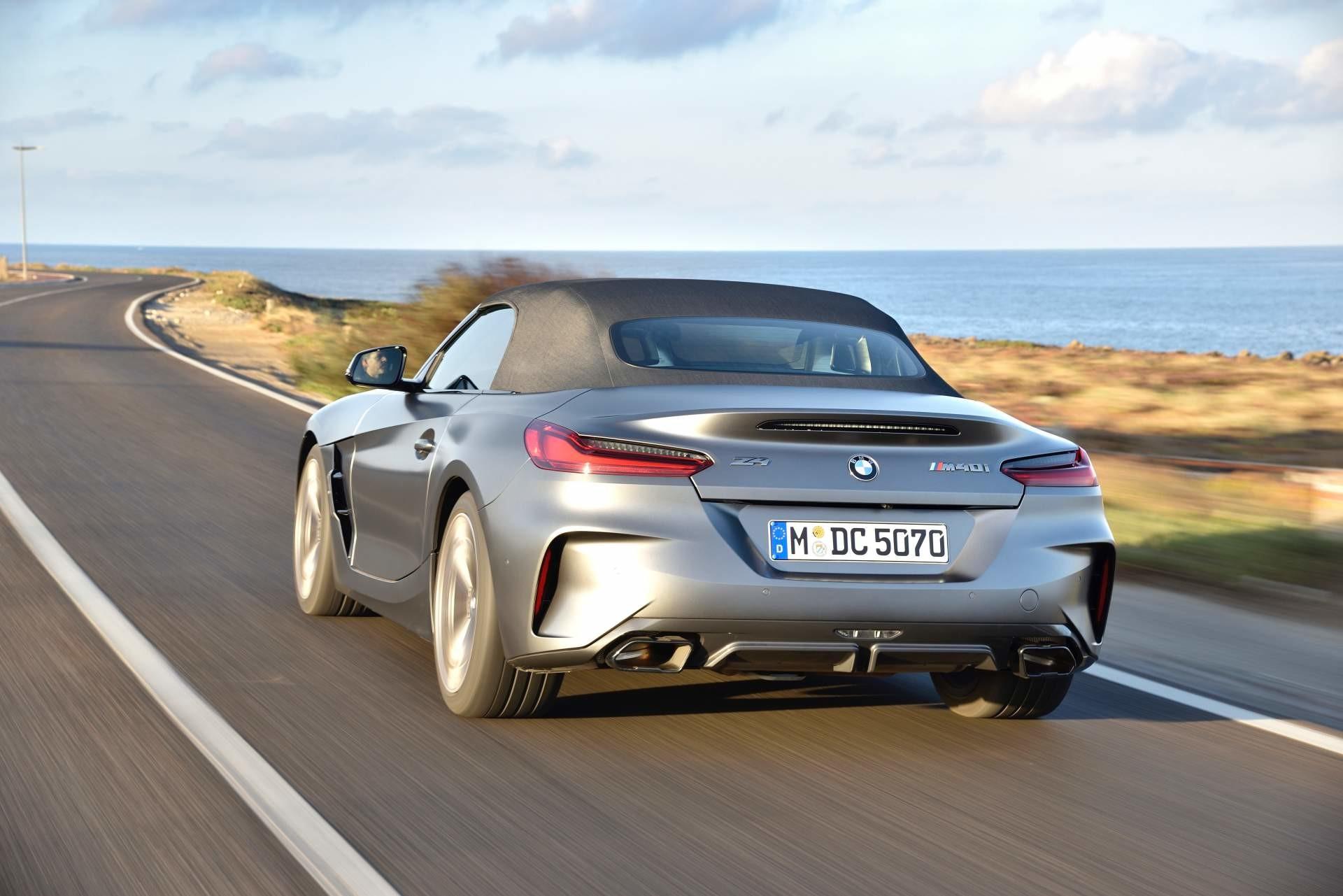 Foto de BMW Z4 M40i 2019 (16/84)