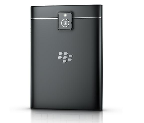 Foto de BlackBerry Passport (11/12)
