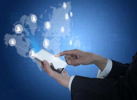 Redes Moviles En El Mundo