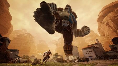La lucha contra los descomunales ogros de Extinction en su nuevo tráiler con gameplay