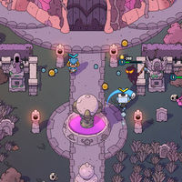 The Swords of Ditto, el nuevo RPG de acción de Devolver Digital, llegará a finales de abril a PS4 y PC