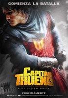 'Capitán Trueno y el Santo Grial', cartel
