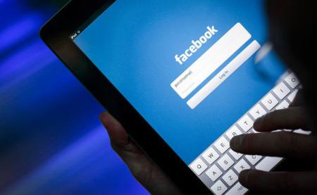 Facebook App en un iPad