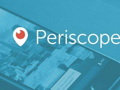 Algunos vídeos en Periscope comenzarán a insertar publicidad antes de que puedas ver la transmisión en vivo
