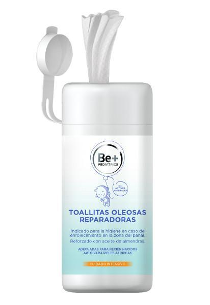 Be+ Pediatrics Toallitas Oleosas