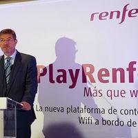 Renfe lleva WiFi gratis a los AVE, pero sólo podrás gastar 20MB