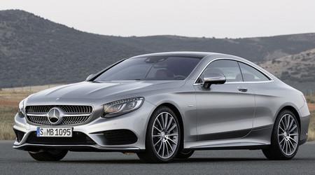 Mercedes-Benz Clase S Coupé