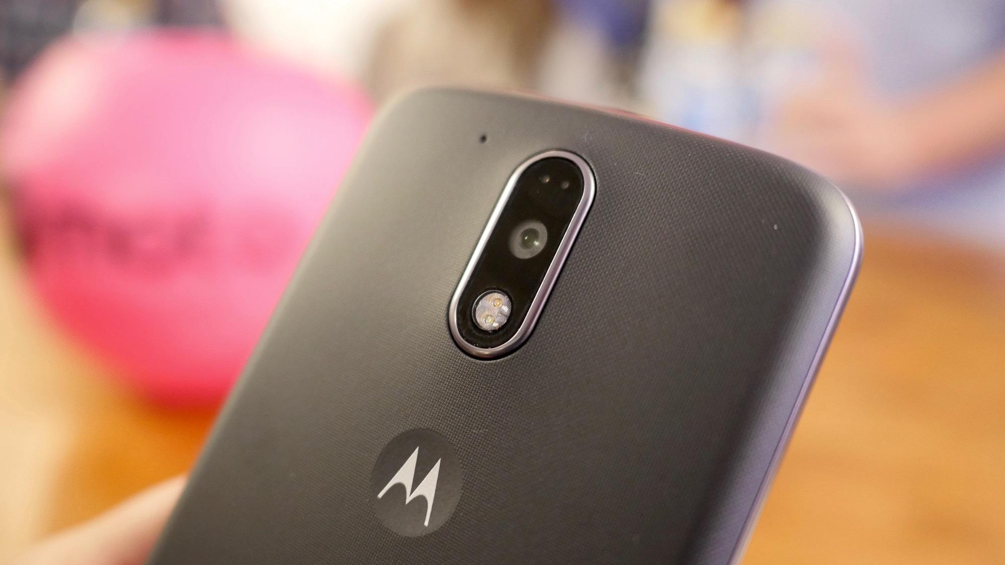 Foto de Motorola Moto G (4ª gen) y Moto G Plus (9/14)