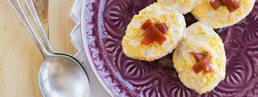 Receta de huevos rellenos clásicos, un clásico del verano