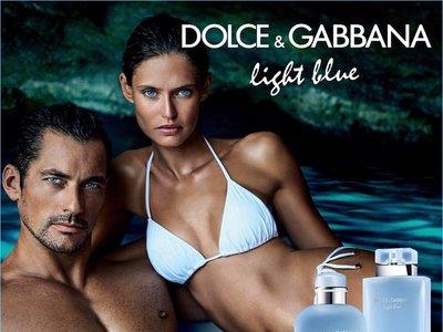 Dolce & Gabbana Light Blue Eau Instese reúne a Bianca Balti y David Gandy para una nueva aventura
