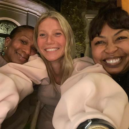 Gwyneth paltrow sin maquillaje