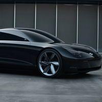 """Hyundai Prophecy es el icónico concepto de deportivo """"sensual"""" y eléctrico de futuro de Hyundai que se conduce con joysticks"""