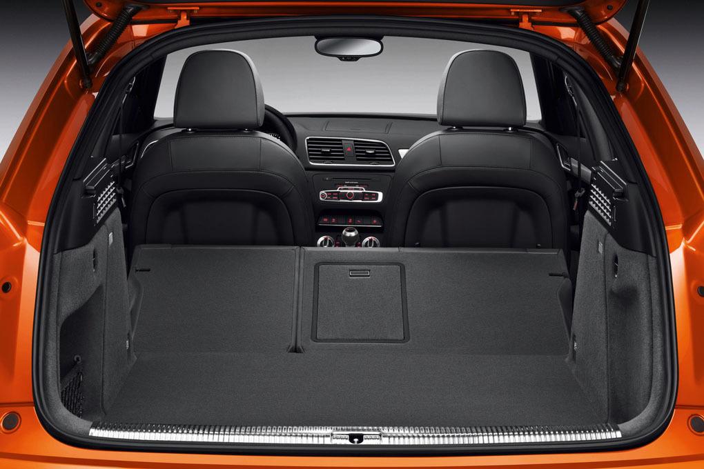 Foto de Audi Q3 oficial (11/31)