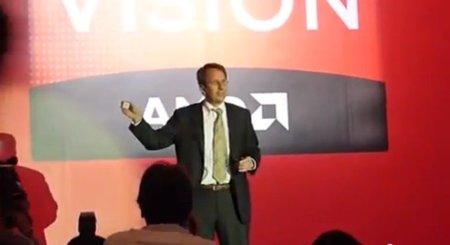 AMD Fusion keynote
