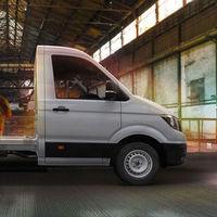 ¿Buscas gran capacidad de carga, confort y versatilidad? El Crafter Chasis 3.5t lo tiene todo