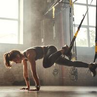 Entrenamiento con TRX en casa para poner a trabajar todo tu cuerpo