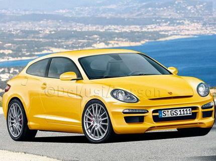 Porsche podría estar preparando un rival para el Golf GTI y un mini Cayenne
