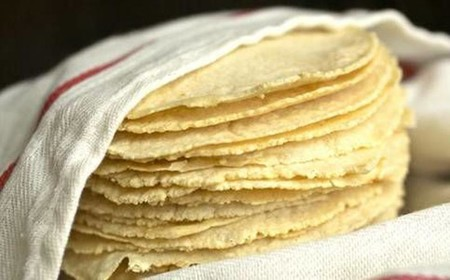 Tortilla Precio
