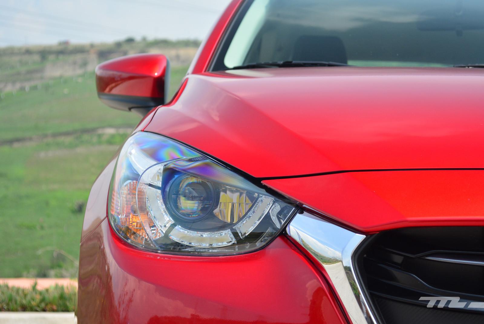 Foto de Mazda 2 Sedán (prueba) (8/17)