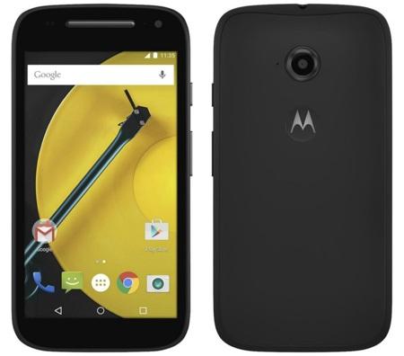 Motorola Moto E 4g Lte Black