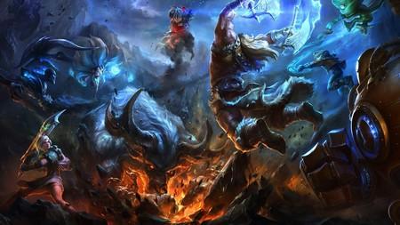 La industria china contra los hackers: más de 10.000 jugadores de League of Legends baneados a la semana por hacer trampas