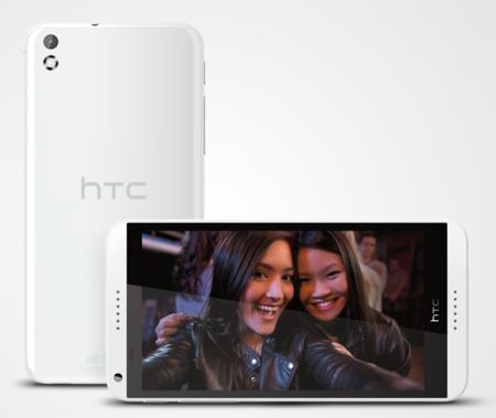 HTC Desire 816 llega a nuestros mercados por 295 euros