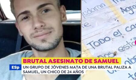 Samuel De 24 Anos Asesinado En A Coruna Por Otros Jovenes