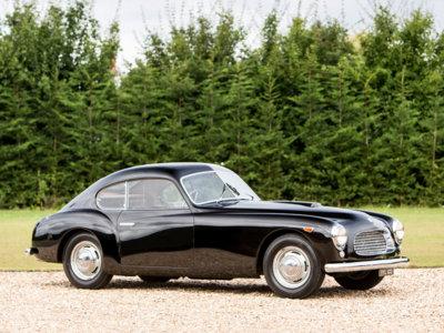 Así es el Ferrari 166 Inter de 1949, uno de los Ferrari más antiguos del mundo