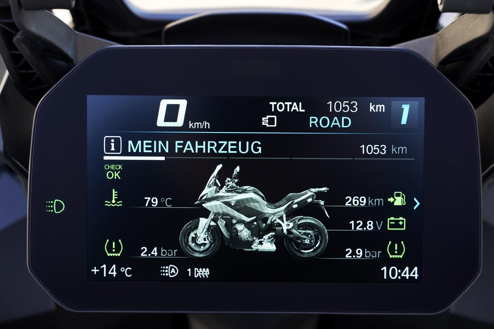 Foto de BMW S 1000 XR 2020, prueba (22/55)