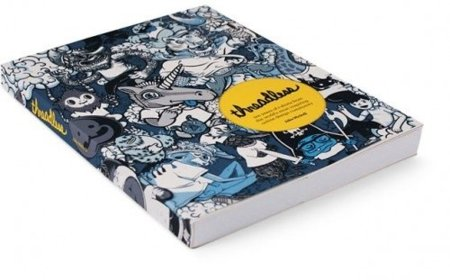 El libro de Threadless en su décimo aniversario