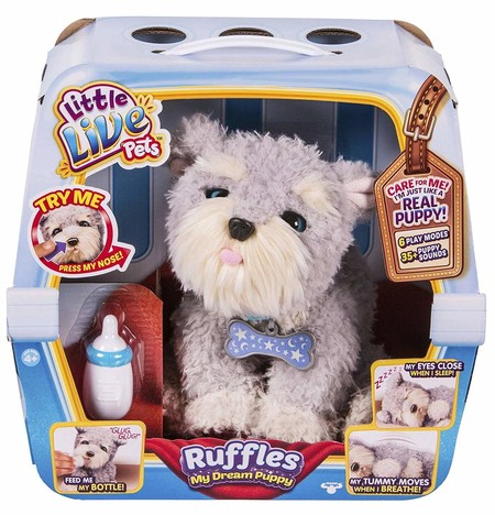 Little Live Pets Ruffles
