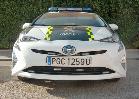 La Guardia Civil incorpora cuatro Toyota Prius en su flota