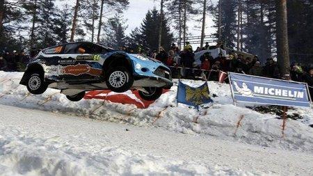 Eyvind Brynildsen quiere disputar más rallyes esta temporada