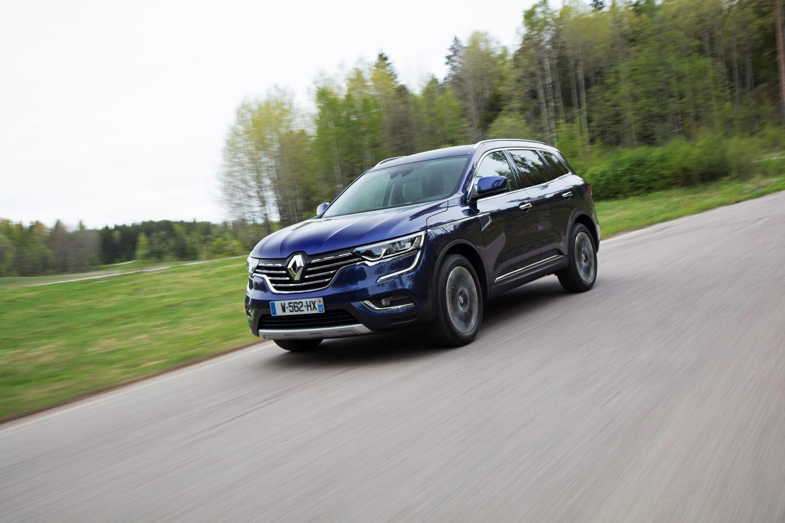 Foto de Renault Koleos 2017, toma de contacto (50/145)