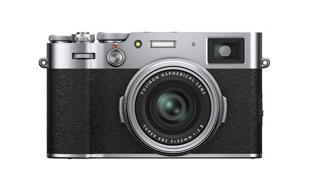 X100v Silver Front