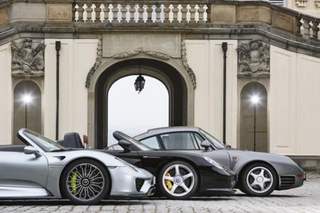 Termina Produccion Porsche 918 Sypder 2