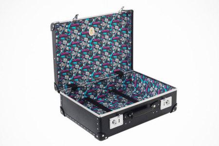 Colección de maletas Globe-Trotter by André, una edición de lujo