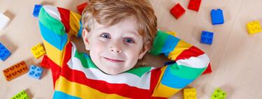 Juguetes recomendados para regalar en Navidad a niños de dos a tres años
