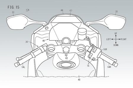 Honda Hud Patente Deportiva