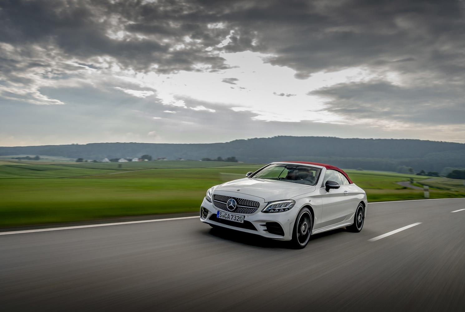 Foto de Mercedes-Benz Clase C 2018, toma de contacto (43/255)