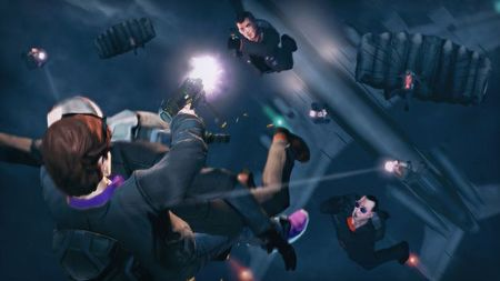¿'Saints Row: The Third' por 10 euros? Con Steam es posible