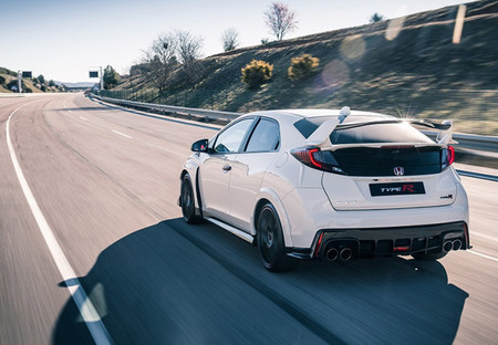 Honda Civic Type R 2015 2