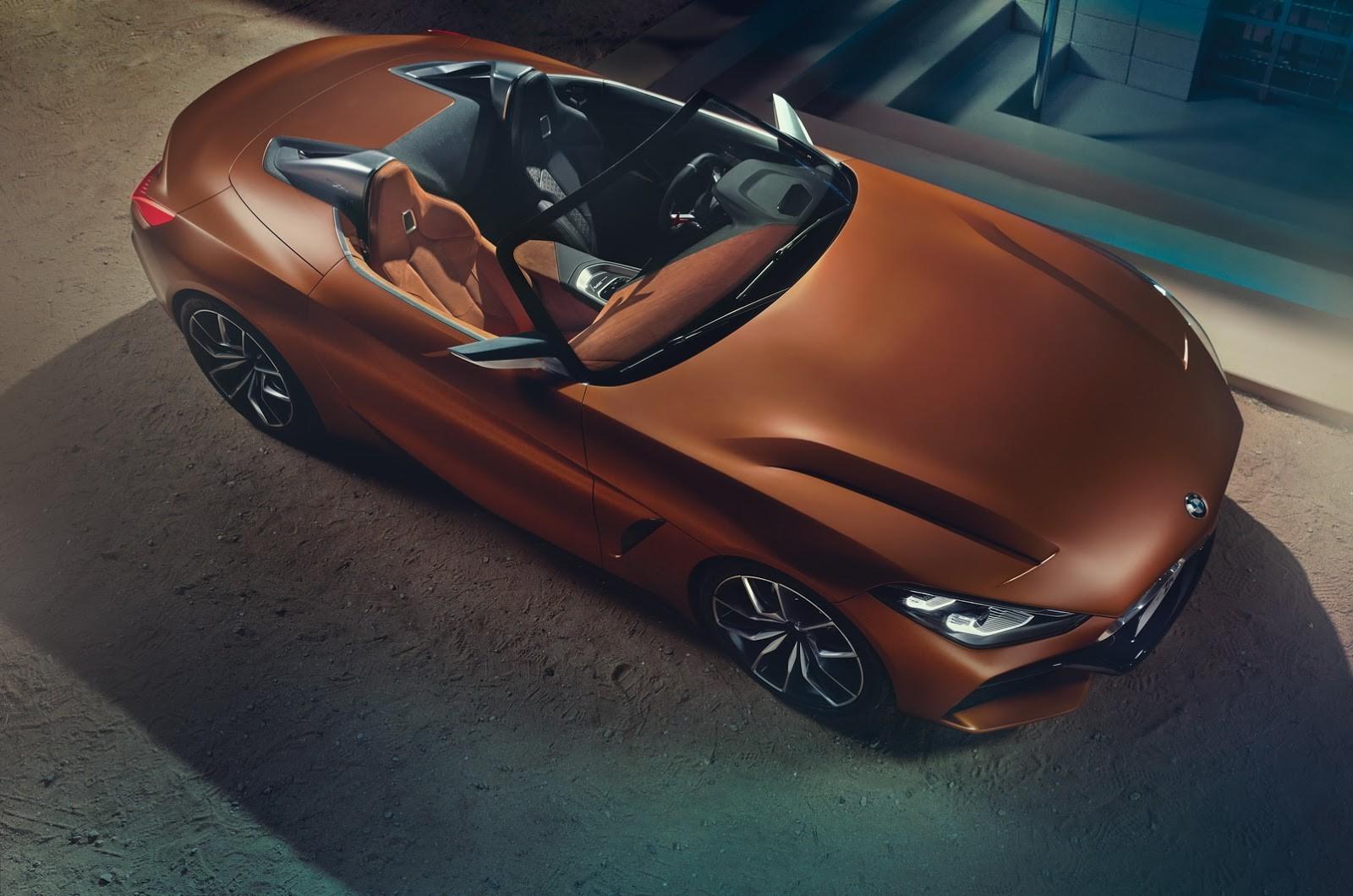 Foto de BMW Z4 Concept (2/19)