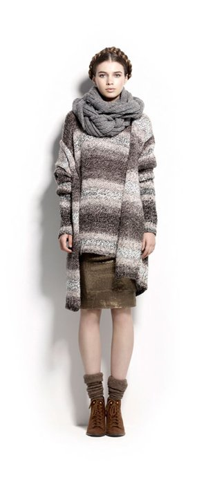 Oversize  Pull and Bear