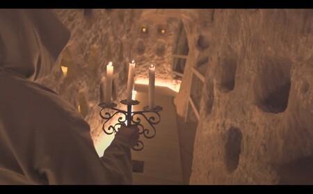 Cuevas Arnedo Monasterio